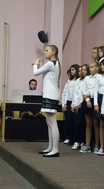 Martina flauta